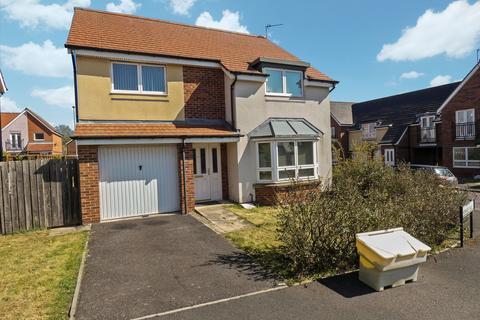 4 bedroom detached house for sale - Howard Walk, Ashington, Northumberland, NE63 9FP