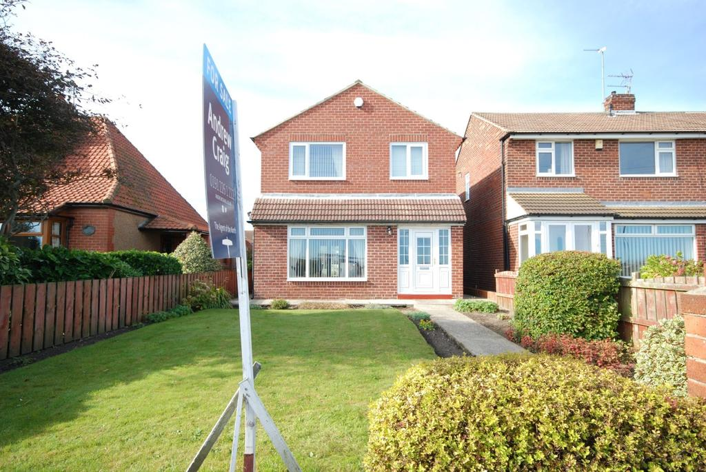 3 Bedrooms Detached House for sale in Sea View, Ryhope