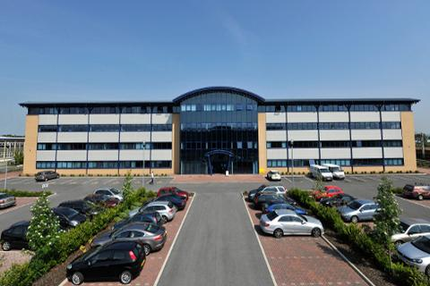 Office to rent - Business First - 25 Goodlass Road, Liverpool, Merseyside, L24