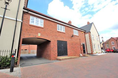 2 bedroom terraced house for sale - Croxden Gardens, Great Denham, Bedfordshire, MK40