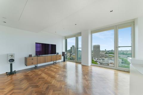 2 bedroom apartment to rent - Southbank Tower 55 Upper Ground, London, SE1