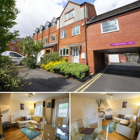 4 bedroom terraced house for sale - Ten Acre Mews, Stirchley