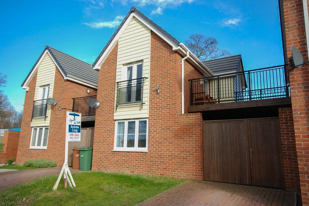 2 Bedrooms Detached House for sale in Swan Court, Hylton Castle