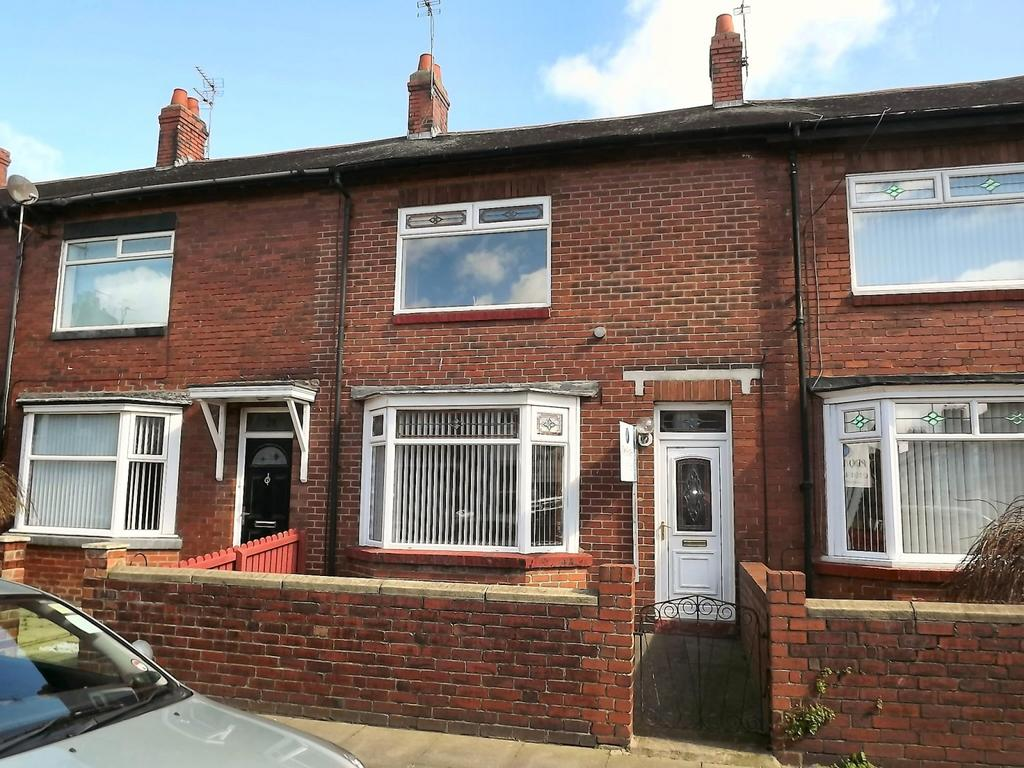3 Bedrooms Terraced House for sale in Talbot Road, South Shields