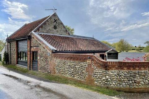 2 bedroom equestrian property for sale - NORTH NORFOLK, Witton, Near North Walsham   LIFESTYLE / EQUESTRIAN / WOODLAND / SMALL HOLDING
