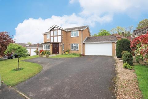 4 bedroom detached house for sale - Parc Nant Celyn, Efail Isaf, Pontypridd