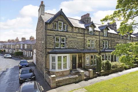 4 bedroom end of terrace house for sale - 16 Dragon View, next to 200 acres of glorious Stray parkland, Harrogate HG1 4DG