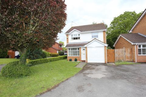 3 bedroom detached house for sale - Buccaneer Close, Woodley