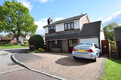 4 bedroom detached house for sale - Ashleigh Court, Cwmbran