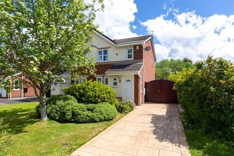 3 bedroom semi-detached house for sale - Edensor Close, Wigan, WN6 8QQ