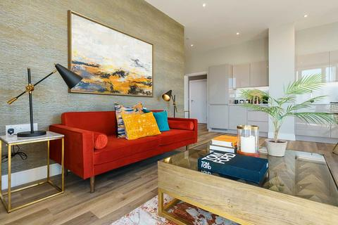 2 bedroom apartment for sale - Plot 16, Voyager House Type A Fifth Floor at Viewpoint, 98 York Road, Battersea, London SW11
