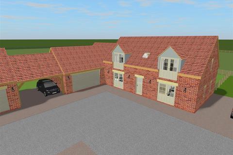 4 bedroom link detached house for sale - Plot 3 - Moorsholm, Saltburn-By-The-Sea