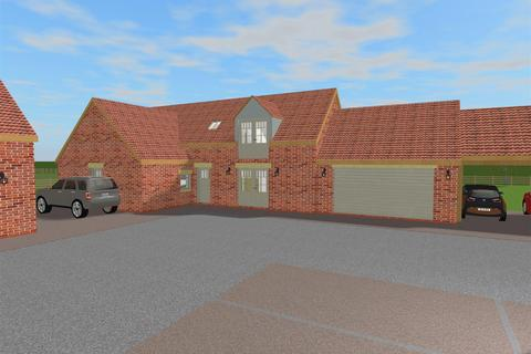 4 bedroom link detached house for sale - Plot 4, Moorsholm, Saltburn-By-The-Sea