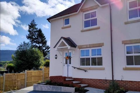 3 bedroom semi-detached house for sale - Plot 86, Maes Helyg, Vicarage Road, Llangollen