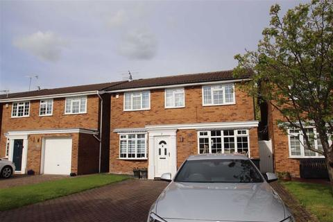 4 bedroom detached house for sale - Stanhope Close, Wilmslow