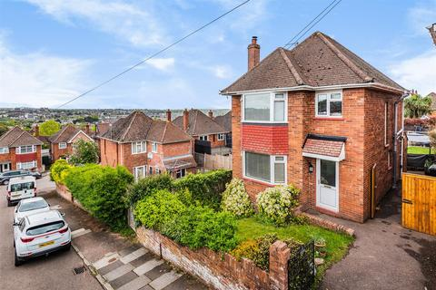 3 bedroom detached house for sale - Vuefield Hill, Exeter