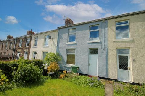 3 bedroom terraced house for sale - New Row, Oakenshaw, Crook