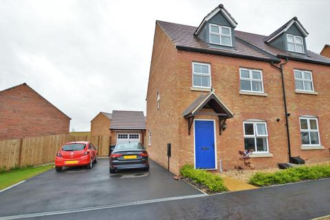 4 bedroom detached house to rent - Barrowfield Drive, Stamford
