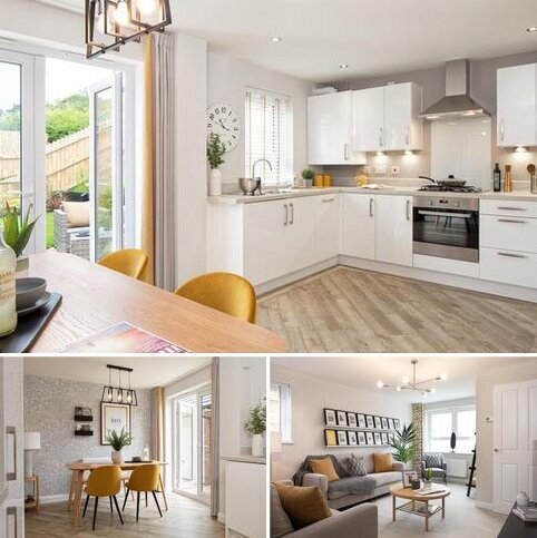 3 bedroom terraced house for sale - Plot 114, Maidstone at Victoria Heights, Chudleigh Road, Alphington, EXETER EX2