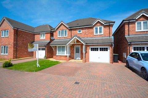4 bedroom detached house for sale - Orchid Square, Burnmoor, DH4