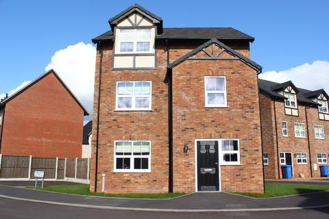 5 bedroom detached house to rent - Queens Court Road, Basford