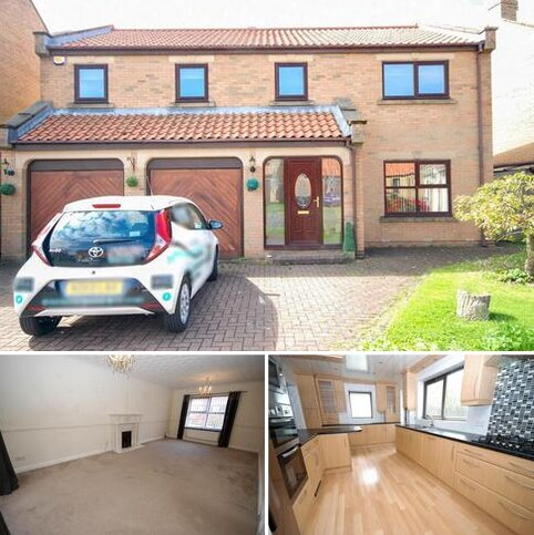 4 bedroom detached house for sale - The Mews, Middle Herrington
