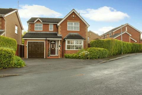 4 bedroom detached house for sale - Thyme Way, Beverley HU17 8XH