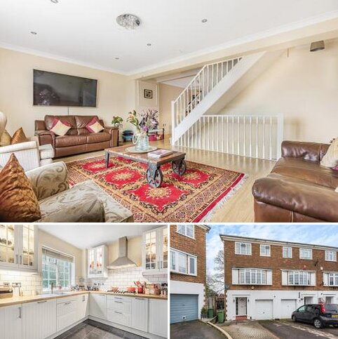 4 bedroom townhouse for sale - Reynard Close Bromley BR1