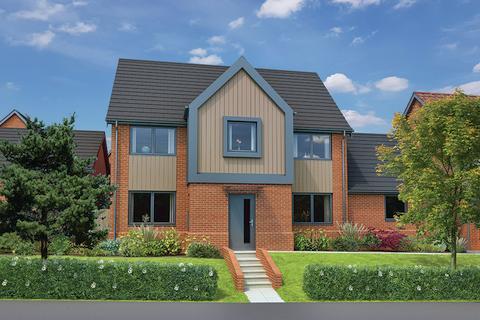 4 bedroom detached house for sale - Plot 2, The Haddesley at Seawood, Seawood, Holway Road, Sheringham, Norfolk NR26