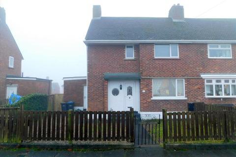 2 bedroom semi-detached house for sale - BRIAR AVENUE, BRANDON, Durham City, DH7 8AL