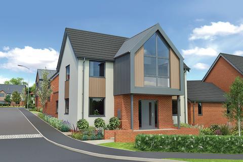 4 bedroom detached house for sale - Plot 3, The Goldin A at Seawood, Seawood, Sheringham, Norfolk NR26