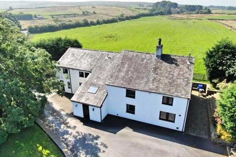 5 bedroom country house for sale - Hud Hey Cottage, Higher Hud Hey, Haslingden BB4 5UE