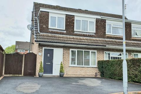 3 bedroom semi-detached house for sale - Canford Close, Great Sankey, Warrington, WA5