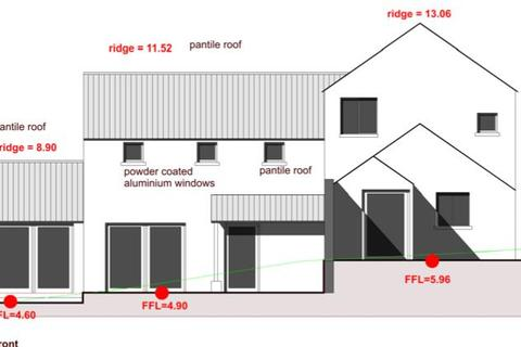 5 bedroom property with land for sale - Development Site, Rear of Roxby Hall Farm, Thornton le Dale, YO18 7LJ