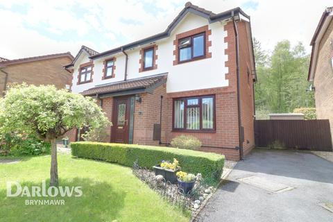 3 bedroom semi-detached house for sale - Brecon Heights, Ebbw Vale