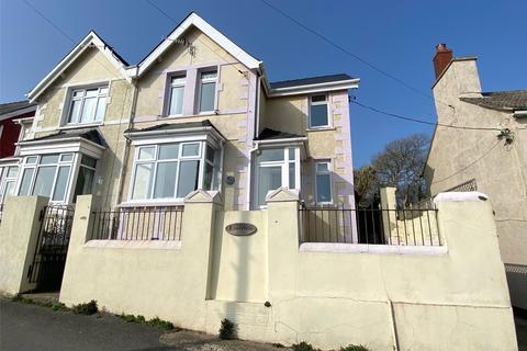 3 bedroom semi-detached house for sale - Church Road, Llanstadwell, Milford Haven, Pembrokeshire, SA73