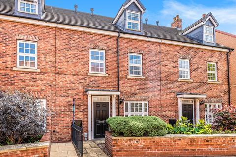 4 bedroom terraced house for sale - Hamilton Walk, Beverley, East Yorkshire, HU17 0FW