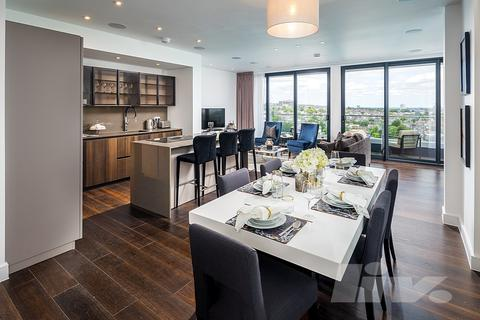 3 bedroom penthouse for sale - Centre Heights, Finchley Road, Swiss Cottage, NW3