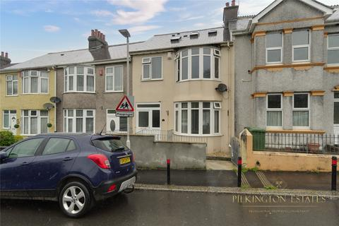 4 bedroom terraced house for sale - Barne Road, Plymouth, PL5