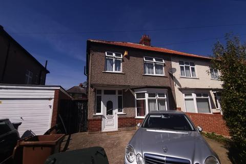 3 bedroom semi-detached house for sale - Hoyle Avenue , Newcastle Upon Tyne , NE4 8UJ