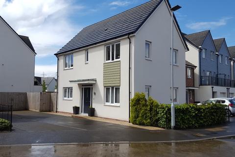 3 bedroom detached house for sale - Spencer Way, Newport