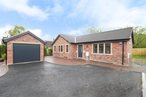 3 bedroom detached bungalow for sale - 4 Limekiln Fields Close, Bolsover, S44