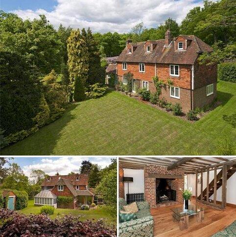 6 bedroom detached house for sale - Cuttens, Shipbourne Road, Tonbridge, Kent, TN11