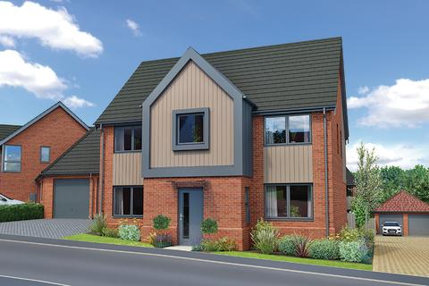 4 bedroom detached house for sale - Plot 4, The Haddesley A at Seawood, Seawood, Sheringham, Norfolk NR26