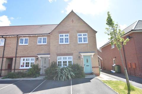3 bedroom end of terrace house for sale - Duke Grove, Saighton