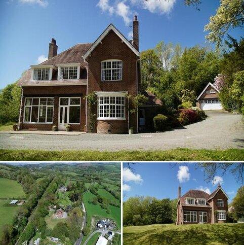 5 bedroom detached house for sale - Bryn Derw, Llanbadarn Fawr, Aberystwyth, Ceredigion