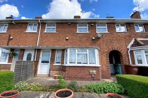 3 bedroom townhouse for sale - Brockhurst Crescent, Walsall, WS5