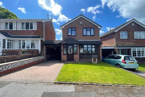 3 bedroom detached house for sale - Cemetery Street, Cheslyn Hay, WS6 7HY