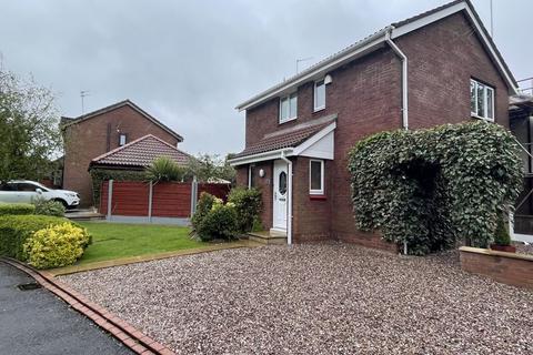 3 bedroom detached house for sale - Sorrel Bank, Reddish, Stockport