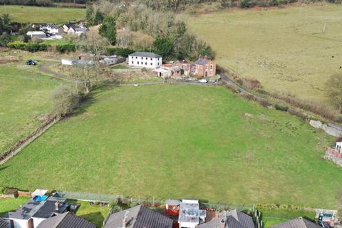 Land for sale - Ffordd Las, Cymau